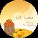 Thanksgiving Theme LG G6 G5 V20