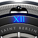 Blue Merlin HD Laser Analog Clock Widget