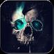 Skull Wallpapers Backgrounds by Bajindol