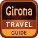 Girona Offline Map Guide by VoyagerItS