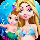 Mermaid Princess Baby Check-Up by Lv Bing