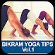 Bikram Yoga Tips by MyAppStudio