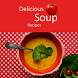 200 Soup Recipes by ImranQureshi.com
