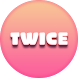 Lyrics for Twice by Qinchow
