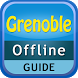 Grenoble Offline Map Guide by VoyagerItS