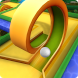 Mini Golf in Retro Star City by Mobile Sports Time