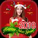 แต่งรูปปีใหม่ 2561 กรอบรูปปีใหม่ อวยพรปีใหม่ 2561 by KinnareeArtApp