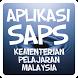 Aplikasi SAPS by syed syahrul zarizi b syed abdullah