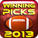 Football Winning Picks by Markese Enterprises, Inc