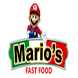 Marios Fastfood food delivery by REDOQ