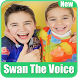 Swan The Voice by RcR