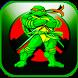 Turtle Run Legend Ninja by Adventure Run Games