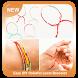Easy DIY Colorful Loom Bracelet