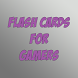 Flash Cards For Gamers by Geeber