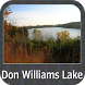 Don Williams Lake - IOWA GPS by FLYTOMAP