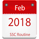 SSC Routine 2018 : এসএসসি রুটিন ২০১৮ by bdBot