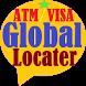Global VISA / ATM Finder by NSG - LAB