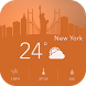 Local Weather Widget by Applock Security
