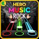 Music Hero Rock 2 by zRootGames