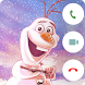 Fake Call From Olaf