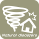 Natural disasters by Flower Apps
