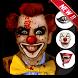 Scary clown photo editor by Rodrigo Games
