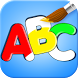 Color Me ABC by Happy Baby Games - Free Preschool Educational Apps