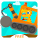 Dinosaur Digger 3 Free by Yateland