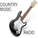Country Music Radio Stations by Digital Radios