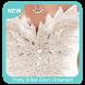 Pretty Bridal Gown Ornament Ideas by The Andromeda Studio
