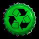 Recycle Clock Widget