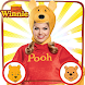 The Pooh Photo Stickers by Mezick Mobile Apps