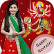 Navratri Dussehra Photo Frame by Camera Photo Editors