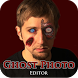 Ghost Photo Halloween Makeup by ThuThao Dareti