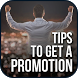 Tips To Get a Promotion by Money Tips