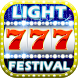 A Festival of Light Epic Slots by RedFox Apps