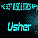 Usher Songs Lyrics by BalaKatineung Studio