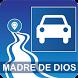 Mapa vial de Madre de Dios - Perú