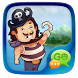 Pirate GO SMS by GO T-Me