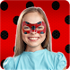 Ladybug Photo Maker