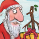 Stick Man: Helping Santa