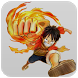 Best One Wallpaper Luffy Piece HD by artsudiowallpaper