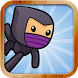 Ninja Cliff Jump by Appholic