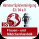 Frauen Fussball Hammer SpVg by Holger Bruchmann