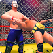 Wrestling Cage Mania - Free Wrestling Games : 2K18 by BigTime Games