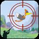 sniper hunter duck game by allionater