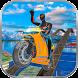 Super Spider Impossible Bike Stunts