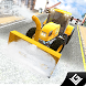Snow Plow Winter Truck Driver by 3D Games Village