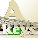 keys and frets by Andante
