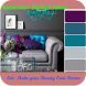 Living Room Color Schemes by Taranta